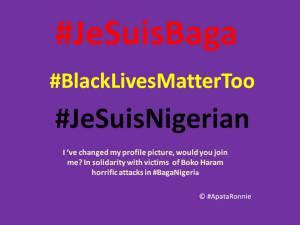 #BlackLivesMatterToo #Baga