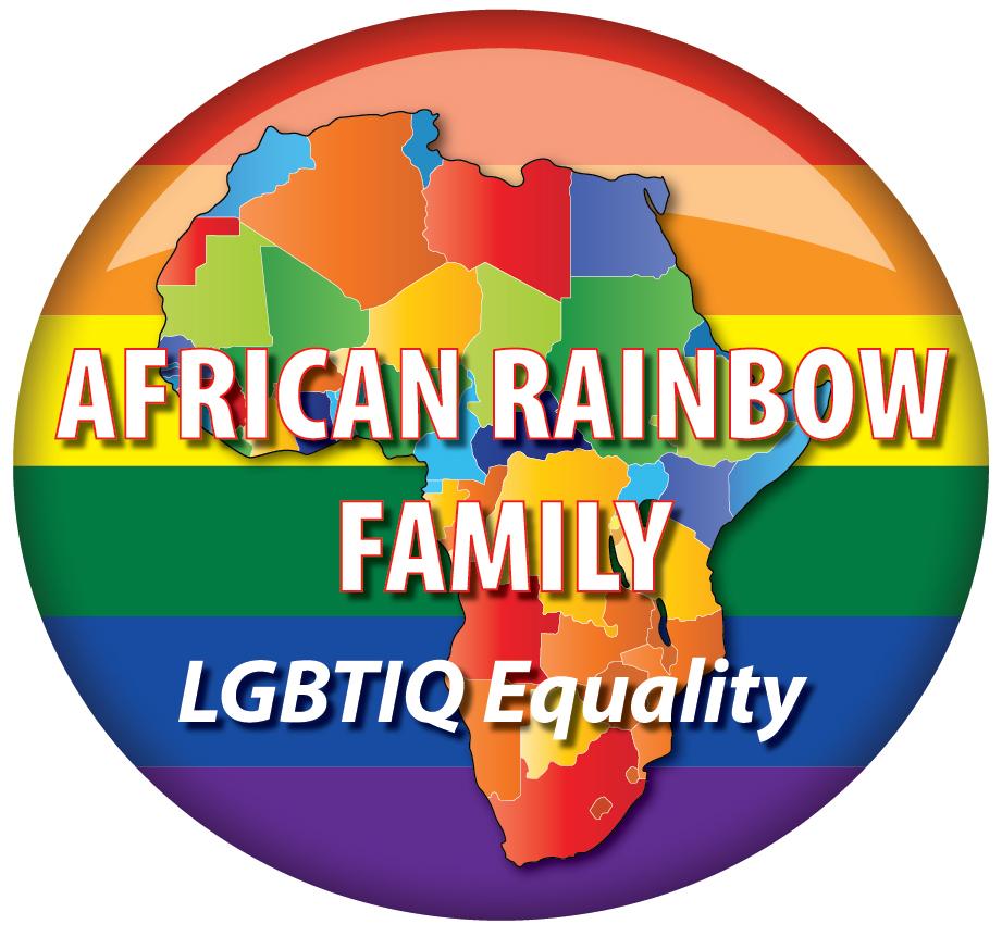African Rainbow Family Logo OL 16-04